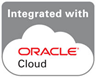 Integrated with Oracle Cloud